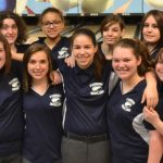 Fairmont Ladies Bowling 4th in State