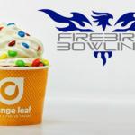 Support Fairmont Bowling at Orange Leaf