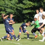 Photos From Men's Preseason Soccer Tourney