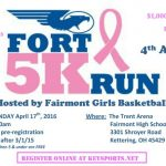 Register NOW for the 4th Annual Fort 5K Race!