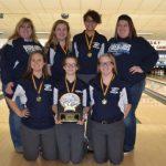 Fairmont Bowling – Girls win JV Championship, Boys take 3rd