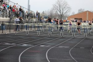 Tri-Meet w/ Bellbrook & Waynesville 3/28/17