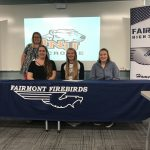 Cassia Wise Signs with Ohio Northern