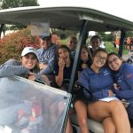 Lady Firebird Golf in Full Swing