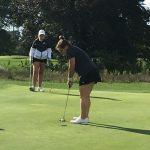 JV Girls Golf Team