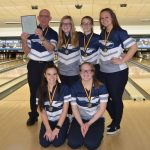 Fairmont Bowling JV Girls Win Tournament, Boys take 5th