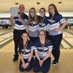 Fairmont Bowling JV Girls Win Tournament, Boys take 5th