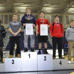 SNODGRASS  3RD AT DISTRICT – ON TO STATE!