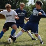 Men's Soccer Tryouts Start Today! Important Info