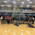 Birds Win Big On Senior Night!
