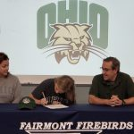Davis Commits to Playing at Ohio University