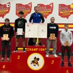 SNODGRASS 3RD AT BRECKSVILLE HOLIDAY TOURNAMENT!