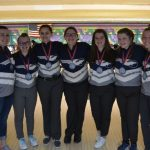 Bowling JV Girls Earn 2nd Place Finish