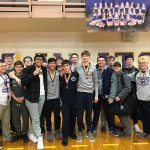JV 3RD AT BUTLER TOURNAMENT – MACHADO AND LUCAS ARE CHAMPS!