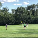 Girls Junior Varsity Golf beats Northmont Senior 230 – 273