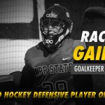 Gaines Tabbed MAC Defensive Player of the Week for Second Time in 2019