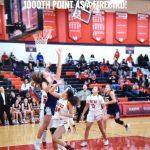 Girls Varsity Basketball falls to Wayne 51-49.