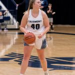 Girls Varsity Basketball beats Beavercreek 43 – 24