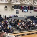 Girls Varsity Basketball beats Wayne 54 – 34