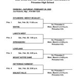 Girls Varsity Basketball advance to District Finals