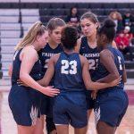Girls Varsity Basketball falls to Mount Notre Dame 47 – 41