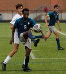 Photo Highlights from Fairmont Men's Varsity Soccer vs. Springfield 9-1-2020