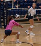 Photo Highlights from Fairmont Varsity and JV Women's Volleyball vs Miamisburg 8-30-2020