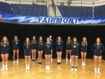 Fairmont Volleyball Wins!