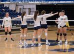 Photo Highlights from Fairmont Women's JV and Varsity Volleyball vs Northmont 9-10-2020