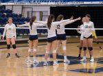 JV Volleyball Defeats Beavercreek