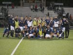 Men's Varsity Soccer beats Wayne 3 – 1