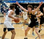 Highlights from Fairmont Boy's JV and Varsity Basketball Games vs Centerville 12-22-2020