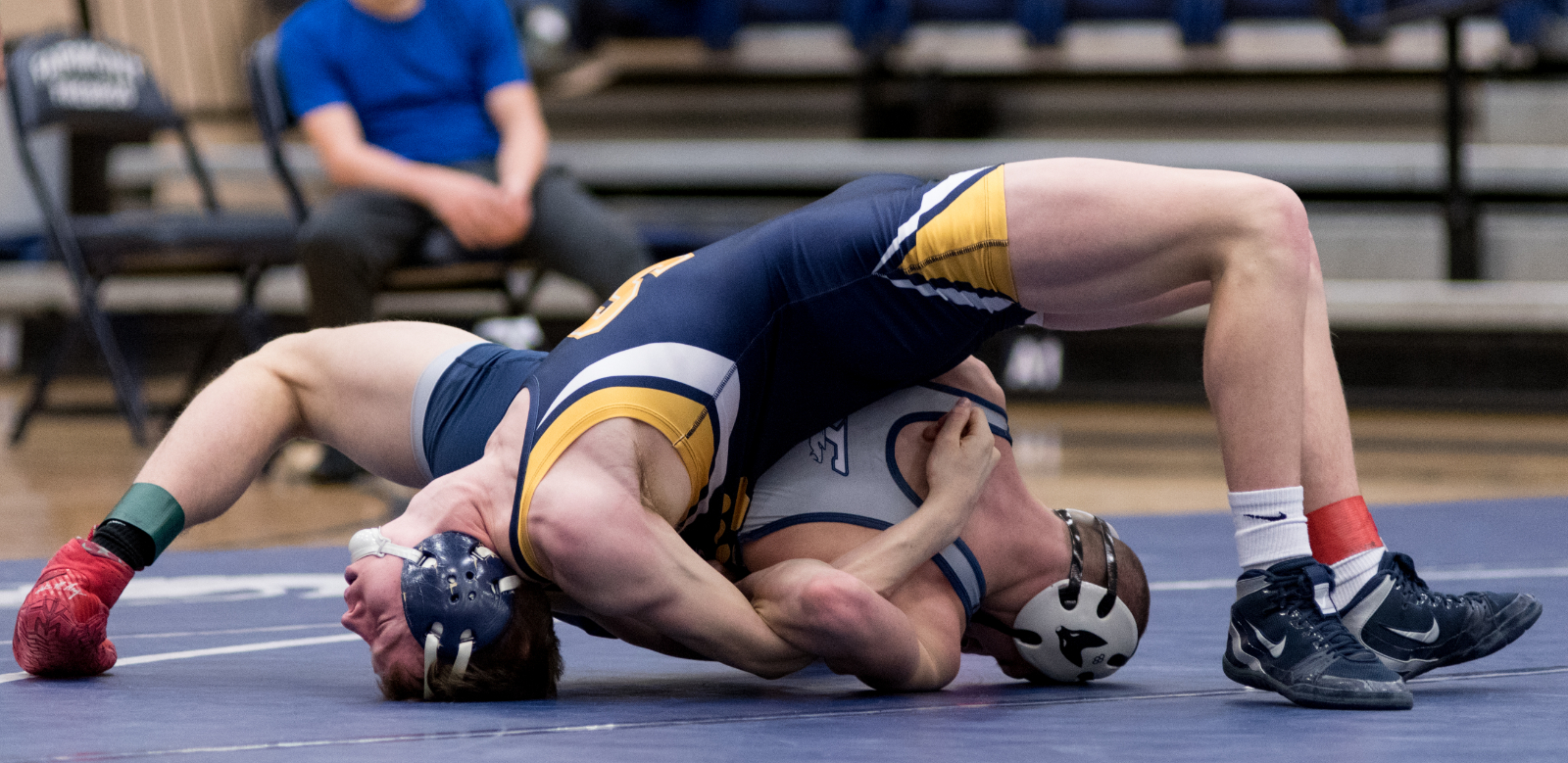 Photo highlights from the Fairmont Wrestling home matches vs Springfield 1-14-2021