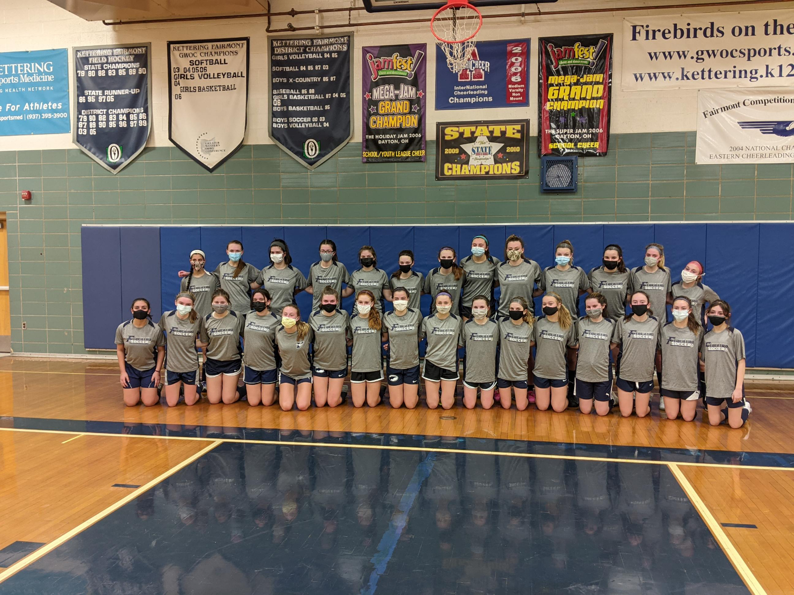 GSoc- Futsal and Weight Training