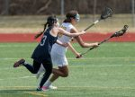 Pictures from Fairmont Girl's Lacrosse Scrimmage vs. Oakwood 3-13-2021
