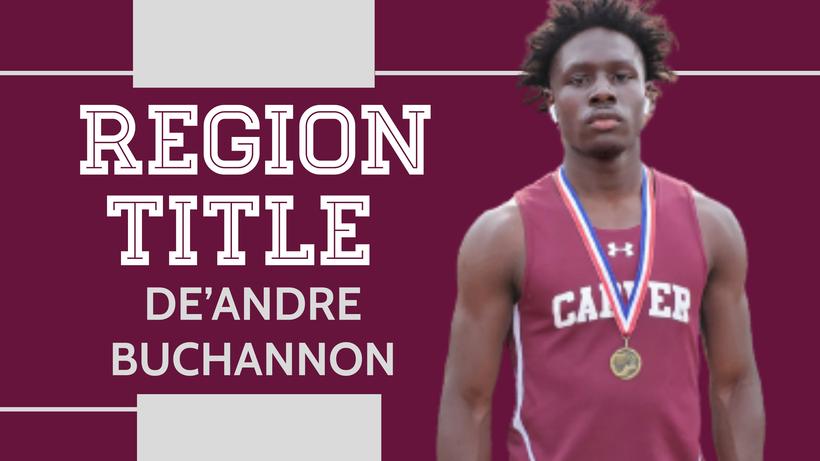 Congrats De'Andre