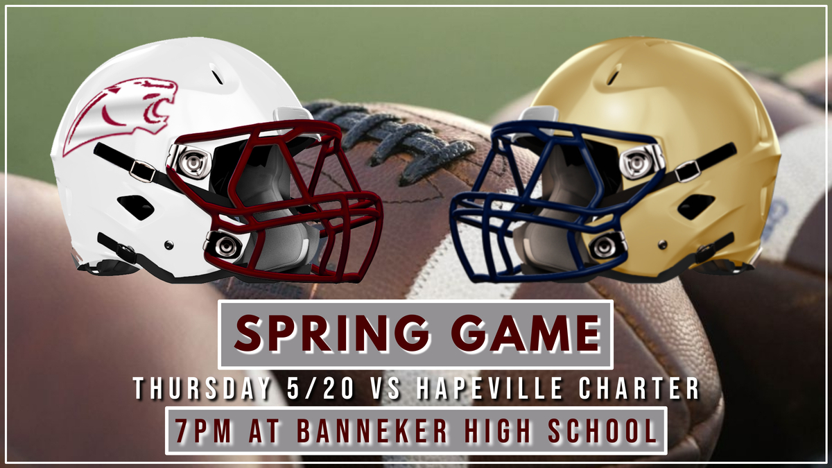 Spring Football Game – Tickets Available Now