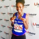 Nasir Claims Two USA Track & Field Junior Olympic Gold Medals