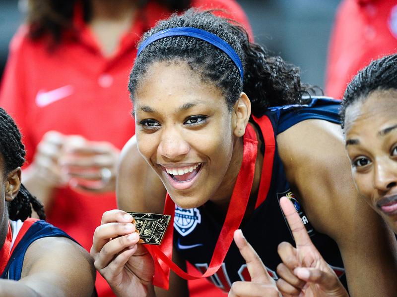 Wilson Named to USA Basketball U23 Team