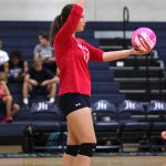 Girls Varsity Volleyball falls to Wilson Hall 3 – 2