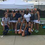 Girls Varsity Tennis falls to Wilson Hall 7 – 2