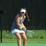 Girls Varsity Tennis falls to AC Flora, 2 – 5