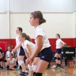Middle School Volleyball falls to Westside Christian & Orangeburg Prep in Tri-Match