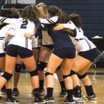 Girls Varsity Volleyball beats Orangeburg Prep School 0 – 3