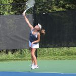 Girls Varsity Tennis beats Cardinal Newman School 6 – 3