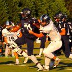 Boys Varsity Football falls to Pinewood Prep 31 – 14