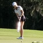 Antonetti Earns Medalist Honors in Individual Match