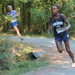 Girls Varsity Cross Country finishes 32nd place at Lake Murray Invitational Meet
