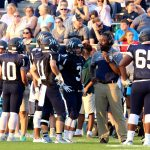 Boys Varsity Football falls to Cardinal Newman 30 – 0