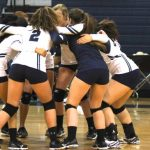 Girls Varsity Volleyball beats Augusta Christian School 3 – 0